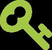 Icon für offen