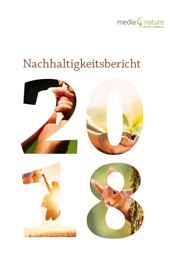 CSR Report media4nature GmbH 2019