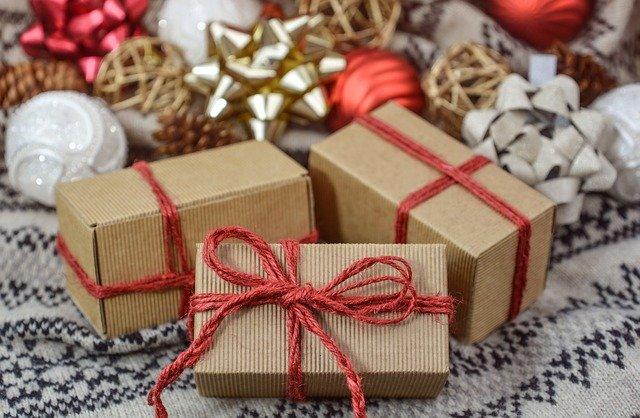 Weihnachten Geschenke Umweltfreundlich Einpacken Media4nature