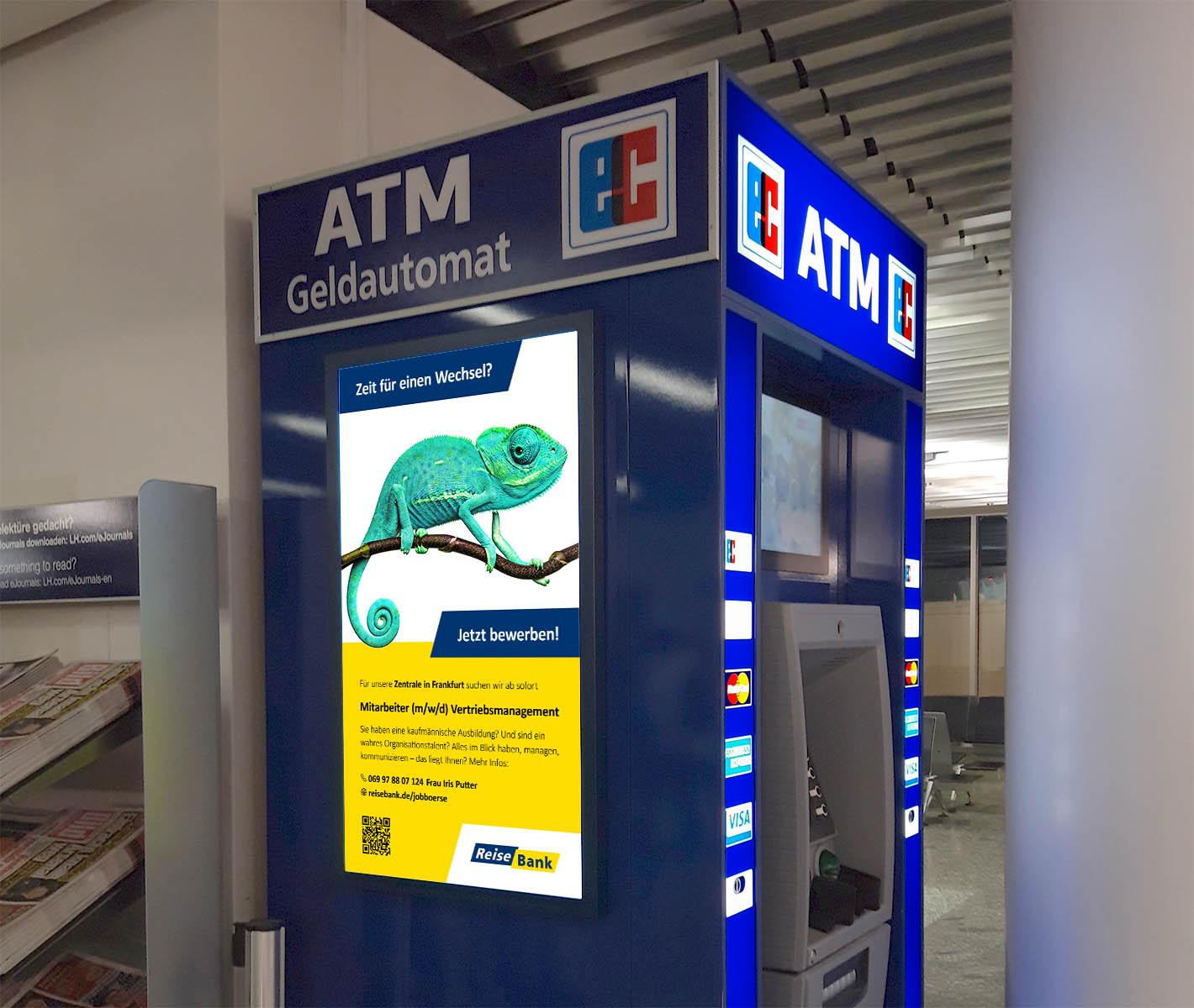 reisebank flughafen frankfurt